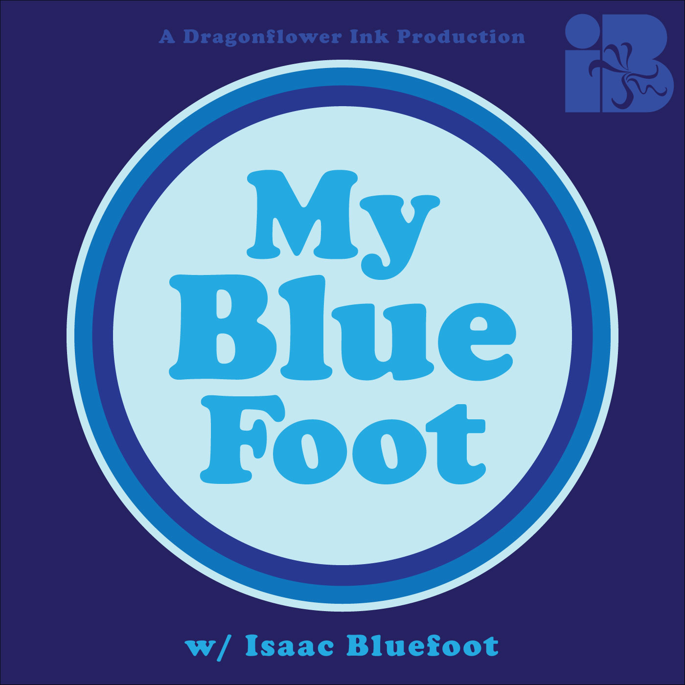 My Blue Foot